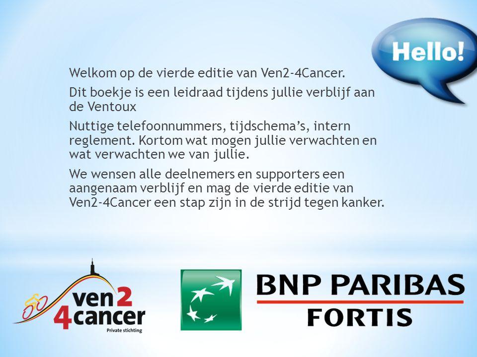 Onze missie Ter nagedachtenis aan de mensen die te vroeg aan kanker zijn overleden, ter inspiratie van de mensen die aan het strijden zijn.