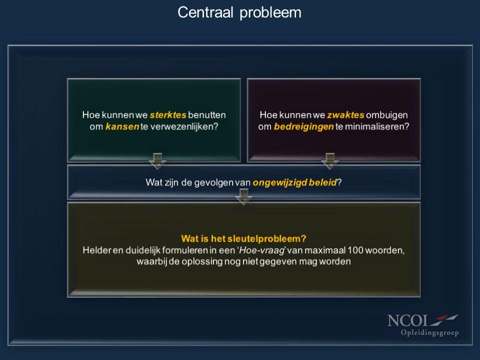 Centraal probleem