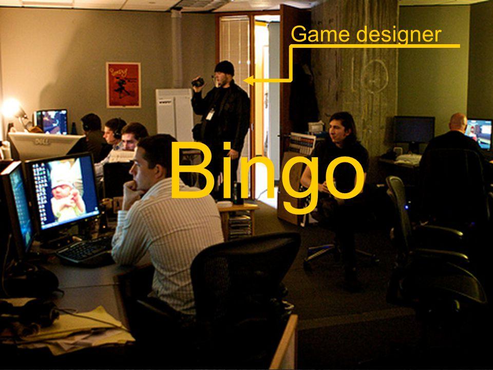 Bingo Game designer