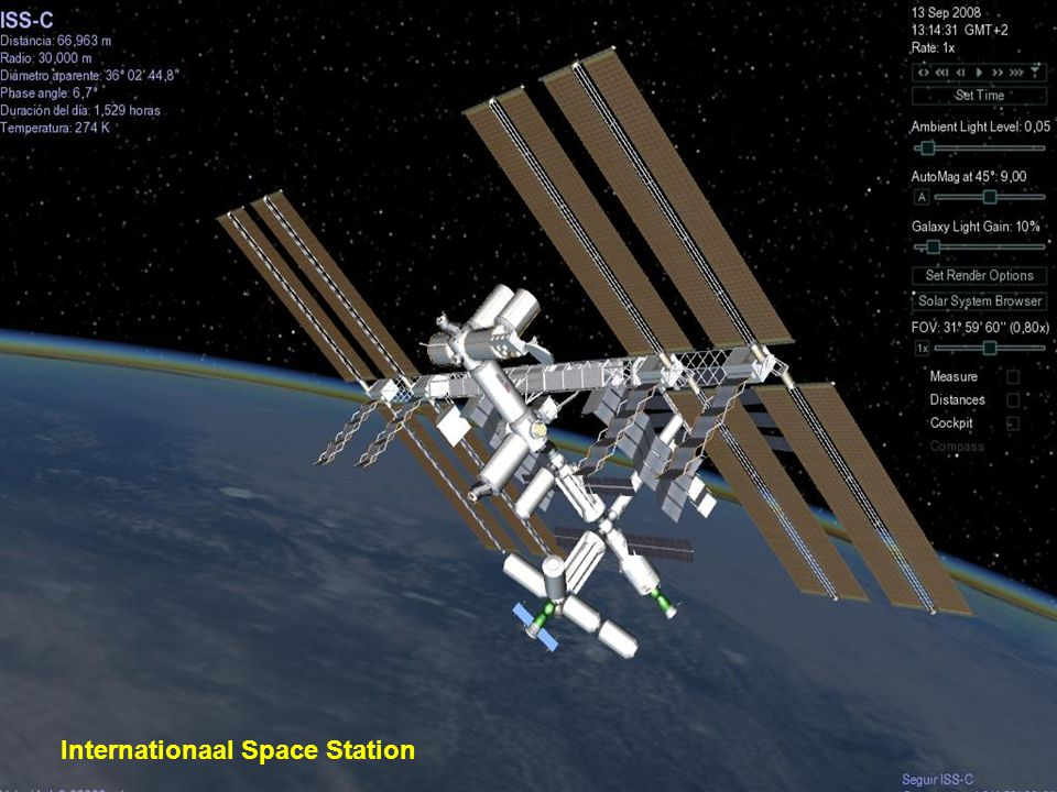 Internationaal Space Station