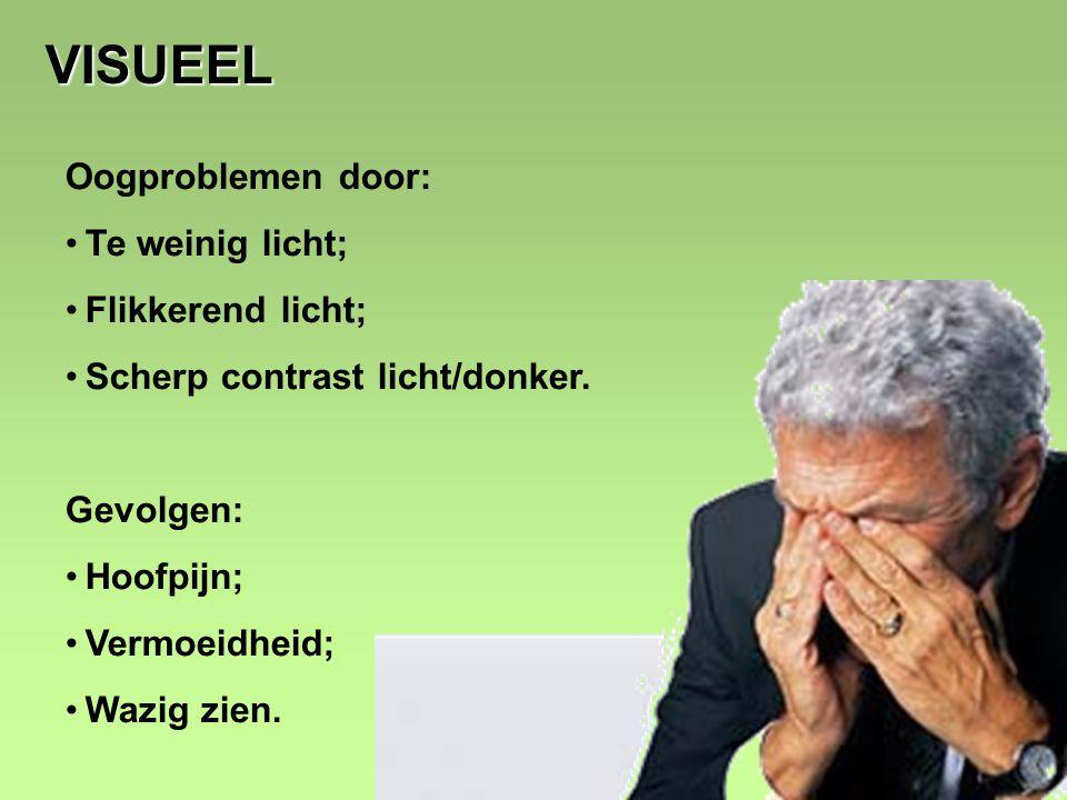 18 Fysiologisch herstel Bron: Ulrich e.a., 1991