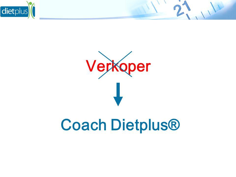 Verkoper Coach Dietplus®