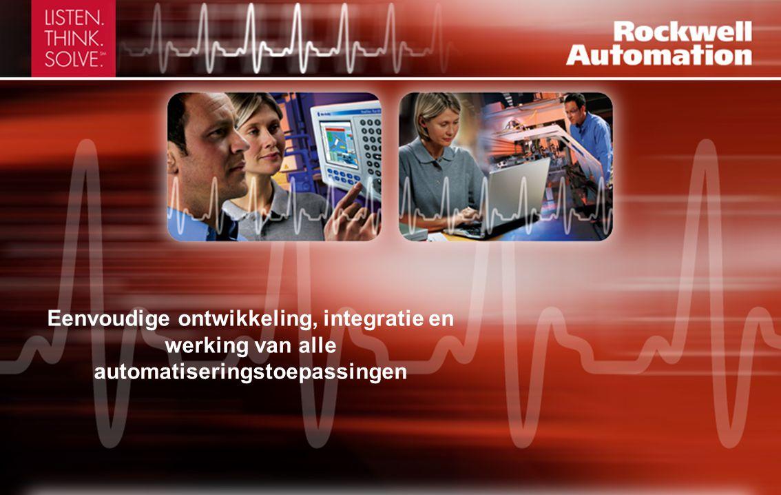 Eenvoudige ontwikkeling, integratie en werking van alle automatiseringstoepassingen