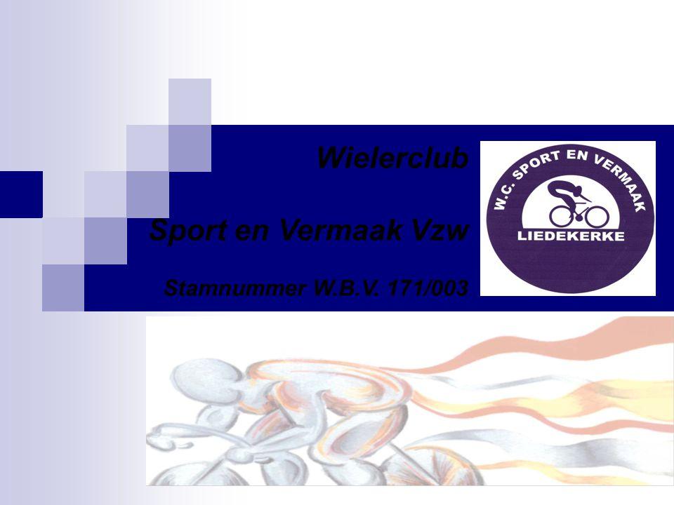 39ste LIEDEKERKSE PIJL Interclubwedstrijd 1.12 Beloften en Elite zonder Contract Pinkstermaandag 1 juni 2009