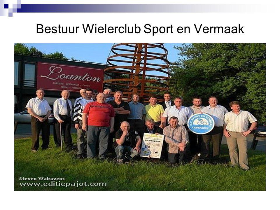 Bestuur Wielerclub Sport en Vermaak