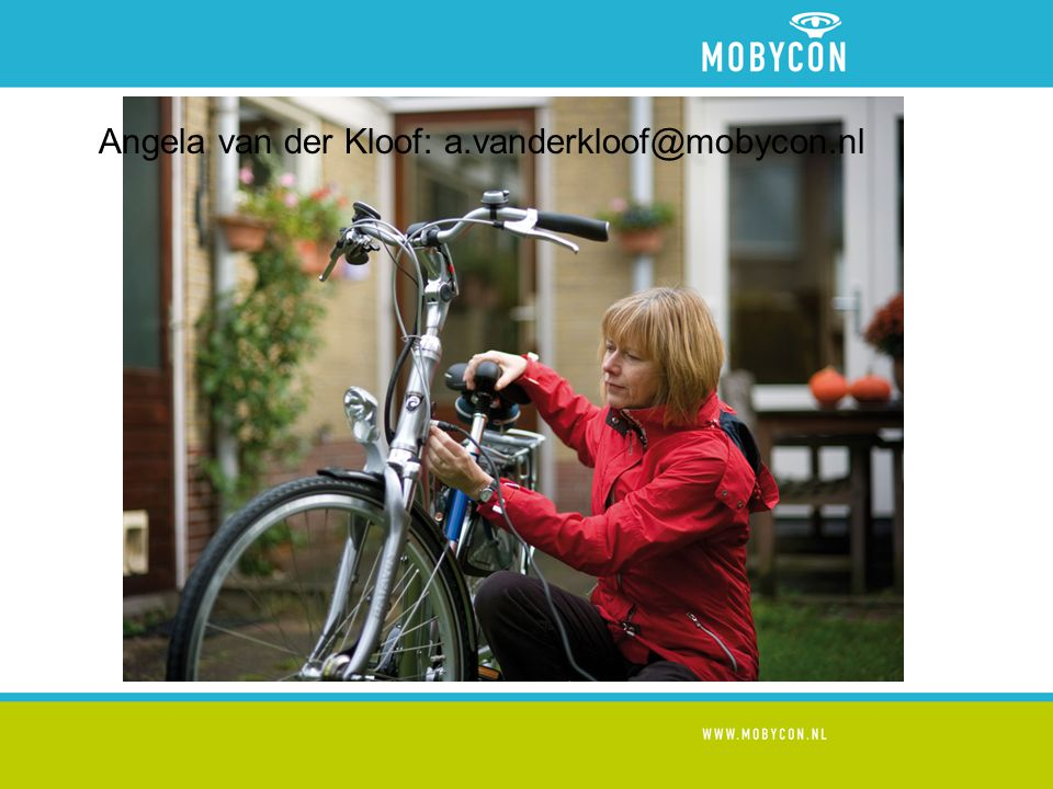 Angela van der Kloof: a.vanderkloof@mobycon.nl