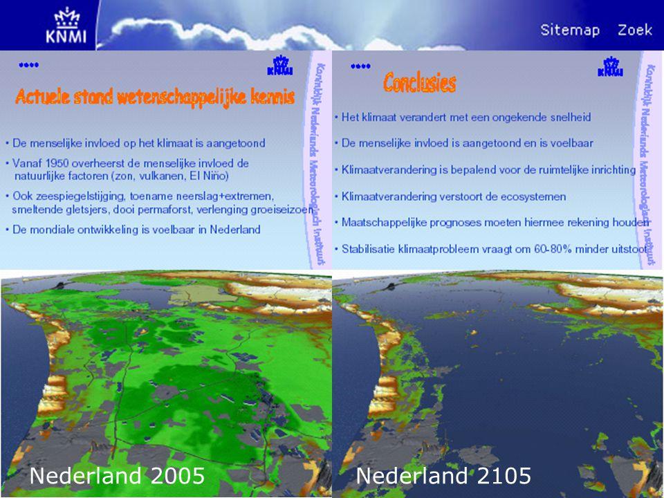 Nederland 2005Nederland 2105