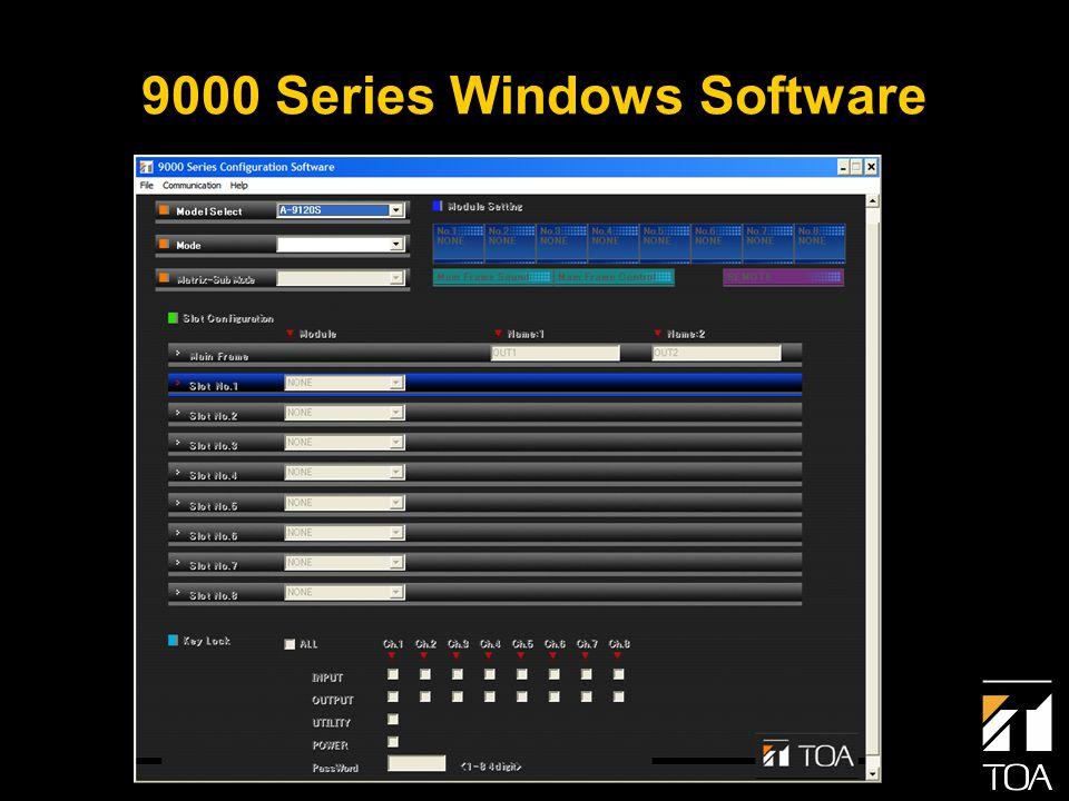 • Beschikbaar in september 2006 • V3.0 firmware update