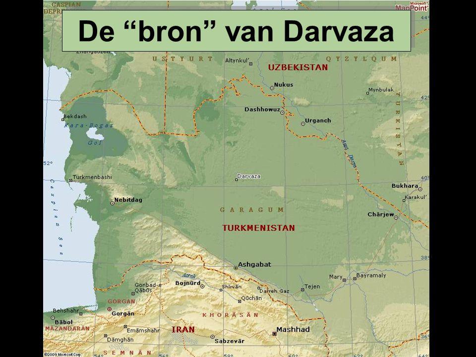"""De """"bron"""" van Darvaza"""