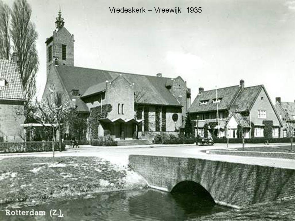 Vredeskerk – Vreewijk 1935