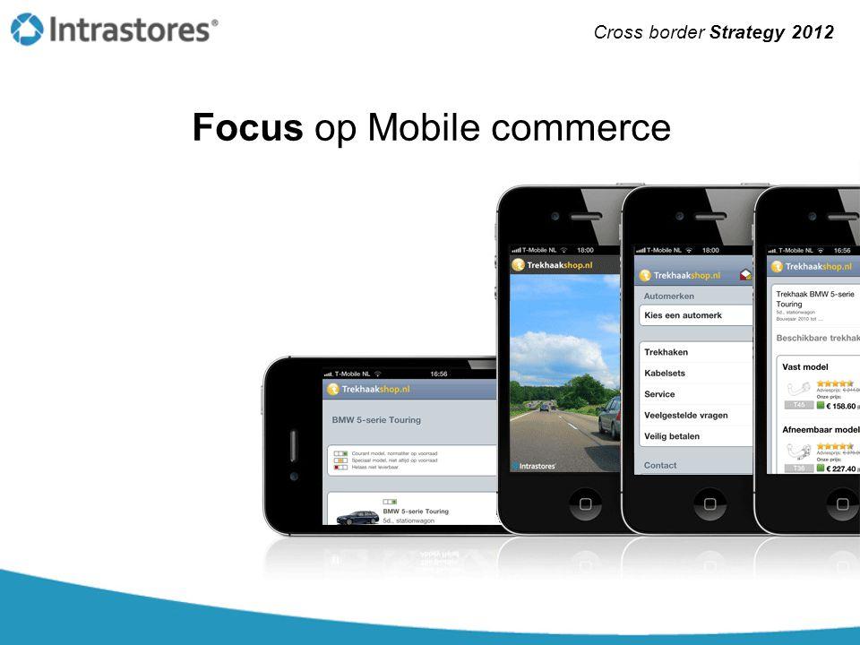 Cross border Strategy 2012 Focus op Mobile commerce