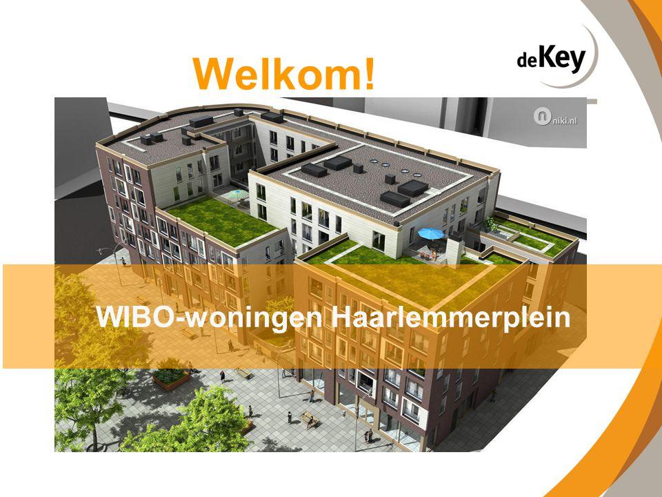 Welkom! WIBO-woningen Haarlemmerplein