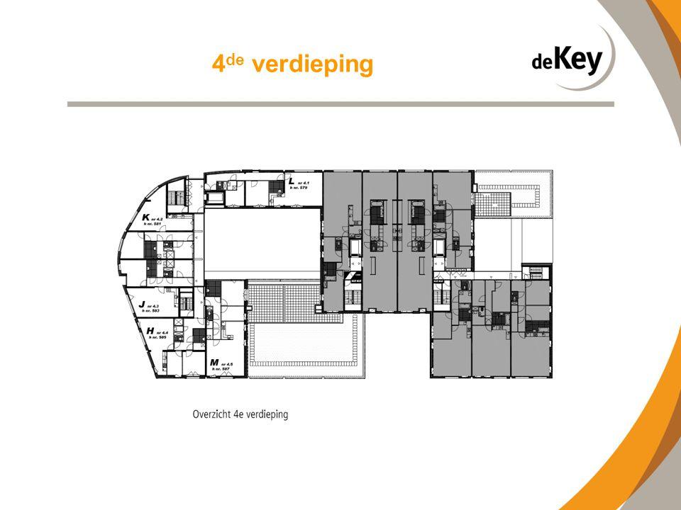 4 de verdieping