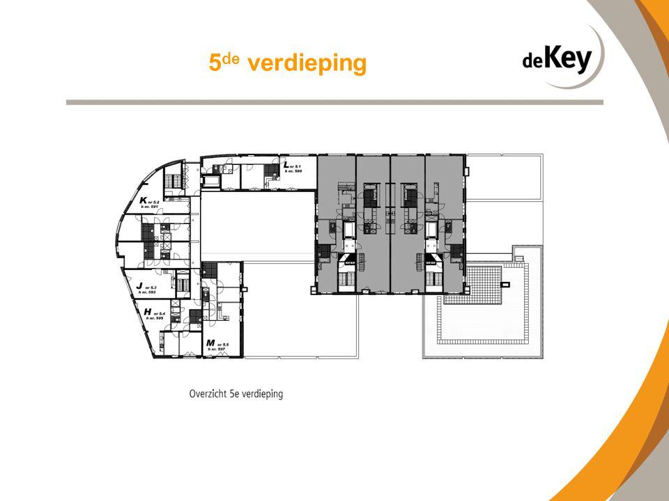 5 de verdieping