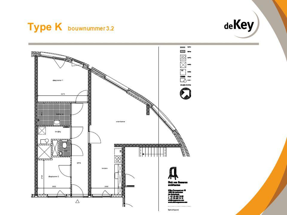 Type K bouwnummer 3.2