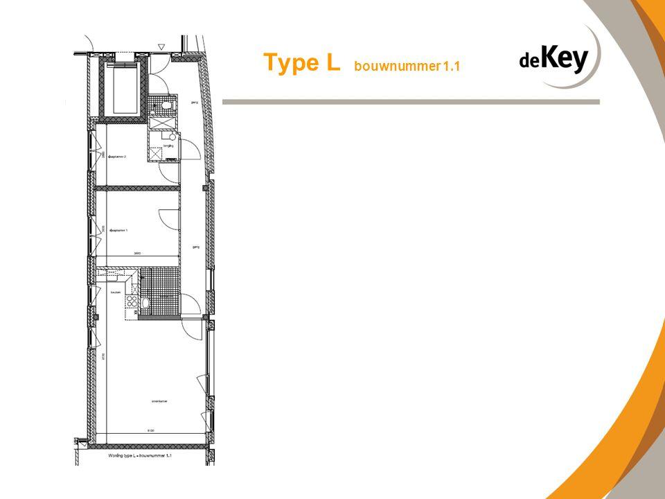 Type L bouwnummer 1.1