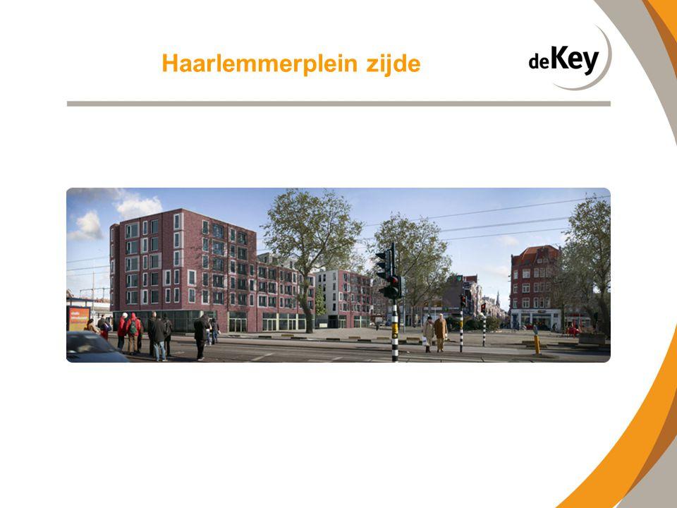 Haarlemmerplein zijde