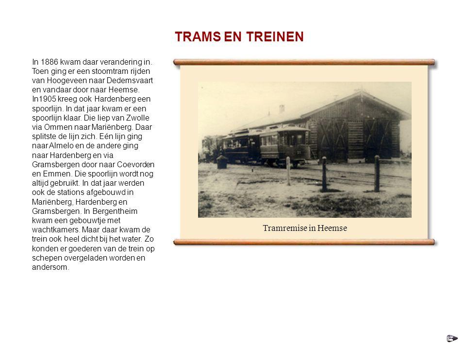 In 1886 kwam daar verandering in.