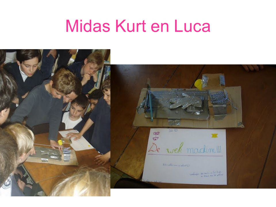 Midas Kurt en Luca