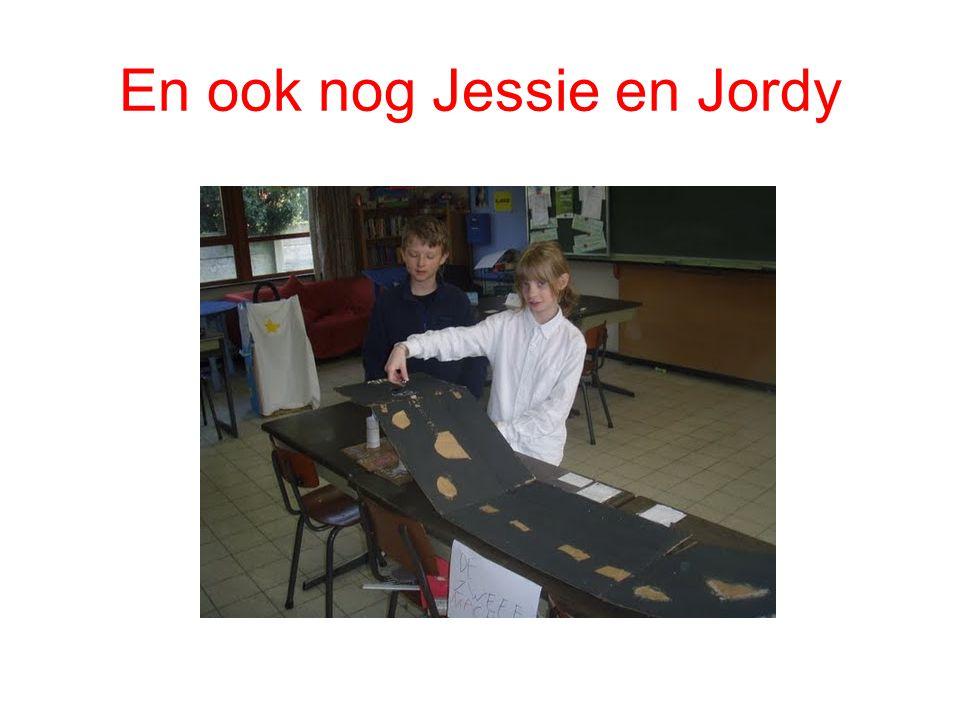 En ook nog Jessie en Jordy