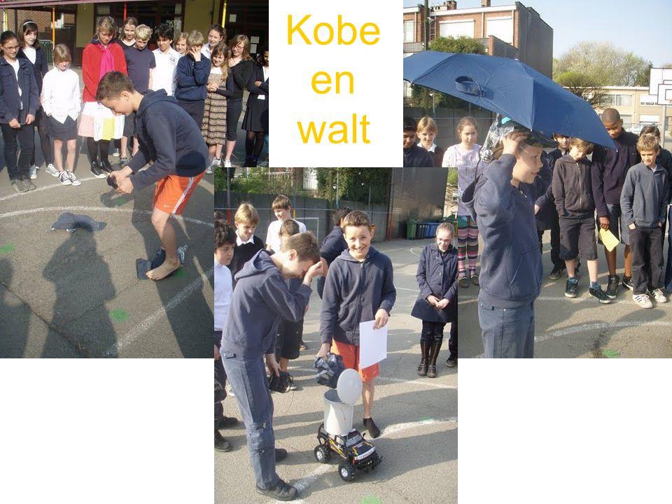 Kobe en walt