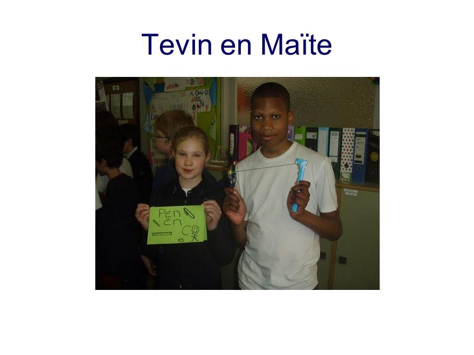 Tevin en Maïte