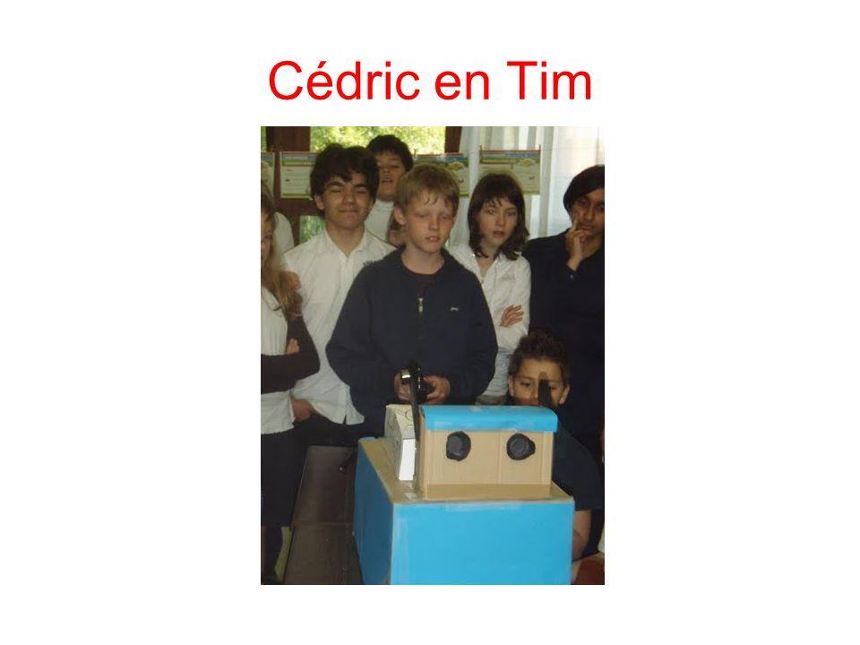 Cédric en Tim