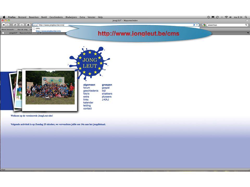Kies de folder waar foto's in staan Kies hier 1024 en Width Kies start