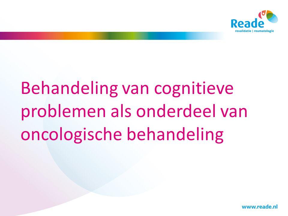 Anja Duijn, ergotherapeut a.duijn@reade.nl Drs. Piek Meijnen, psycholoog p.meijnen@reade.nl