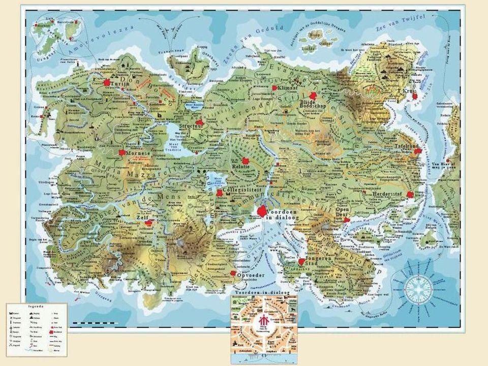 Overzicht kaart