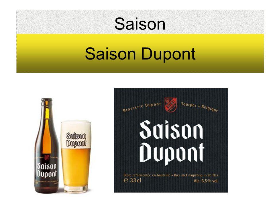 Saison Saison Dupont