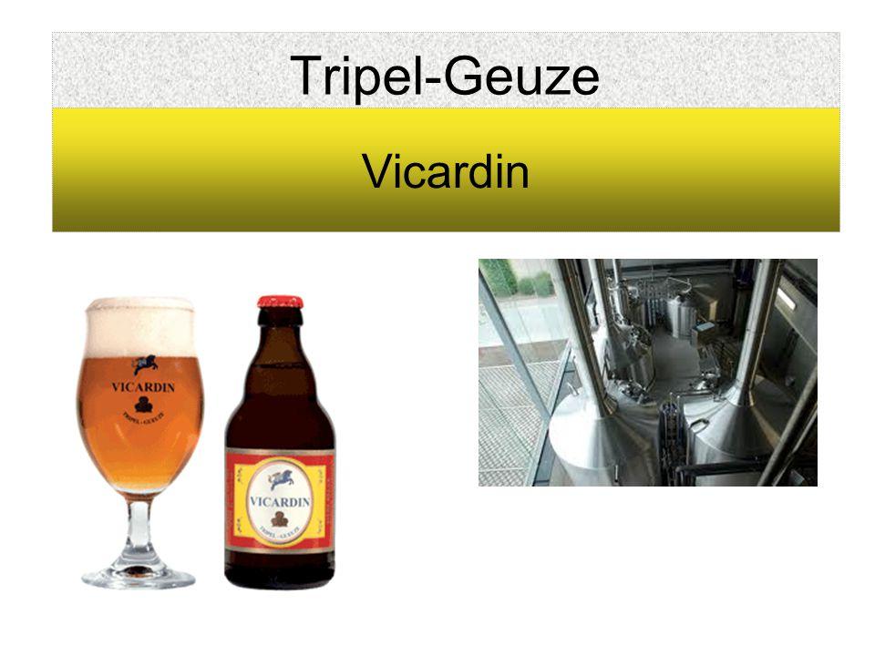 Tripel-Geuze Vicardin