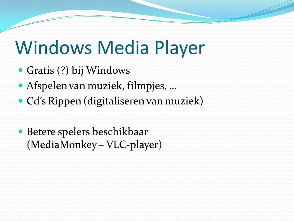 Picasa & Picnik  Picasa  Software om afbeeldingen te ordenen + eenvoudige bewerkingen  Picasa = product van Google  picasa.google.com  Nederlands  Picnik  on-line programma om foto's te bewerken  Engels  Niet alles gratis…  www.picnik.com