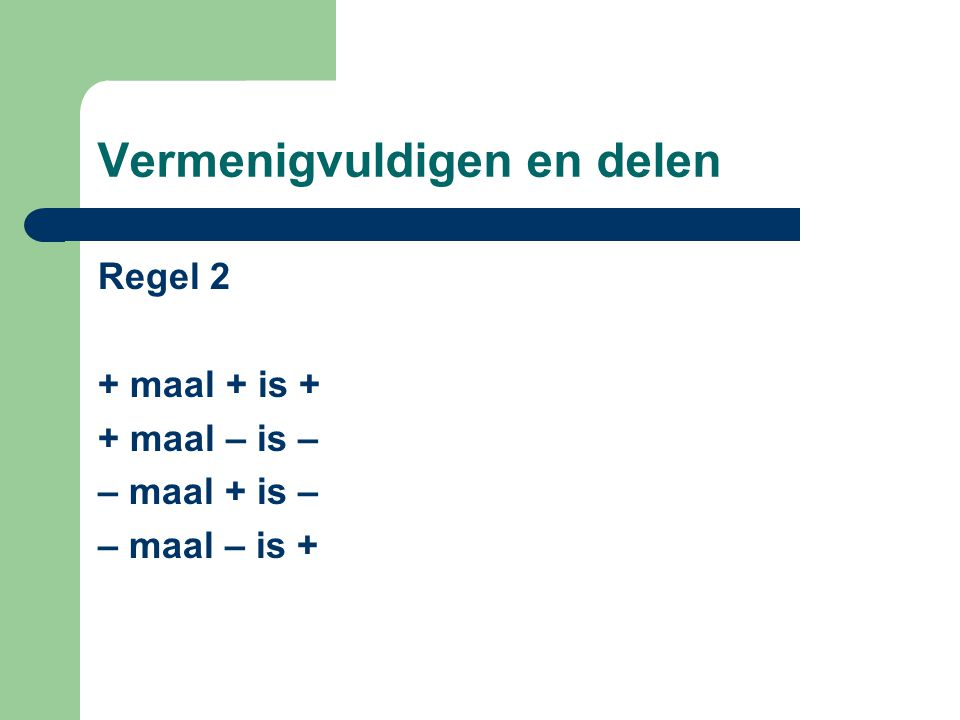 Logaritmes Voorbeeld: Dan kun je n als volgt vinden: is inderdaad 729, dus het klopt.
