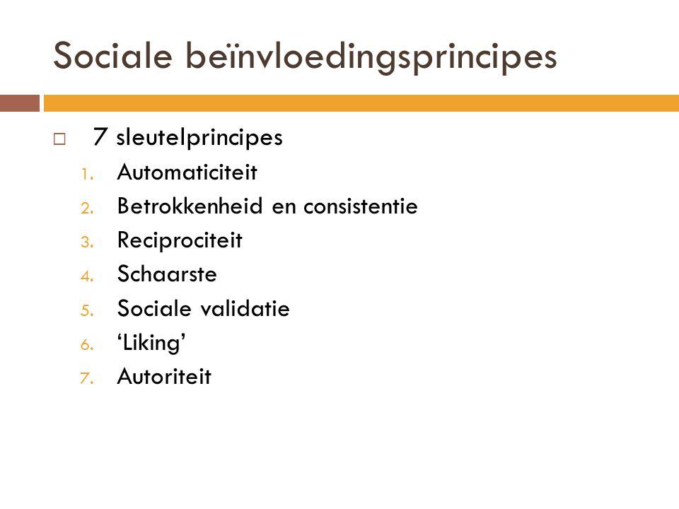 Social validation