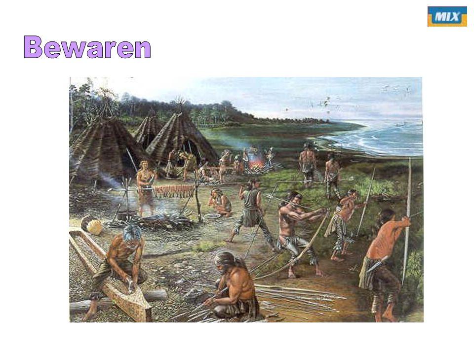 Een derde van de voeding bestond uit vlees van de jacht op wilde dieren en vogels.