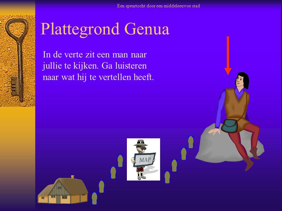 geldwisselaar Julio Naar stadsplattegrond Een speurtocht door een middeleeuwse stad  In de vroege middeleeuwen werd amper geld gebruikt.