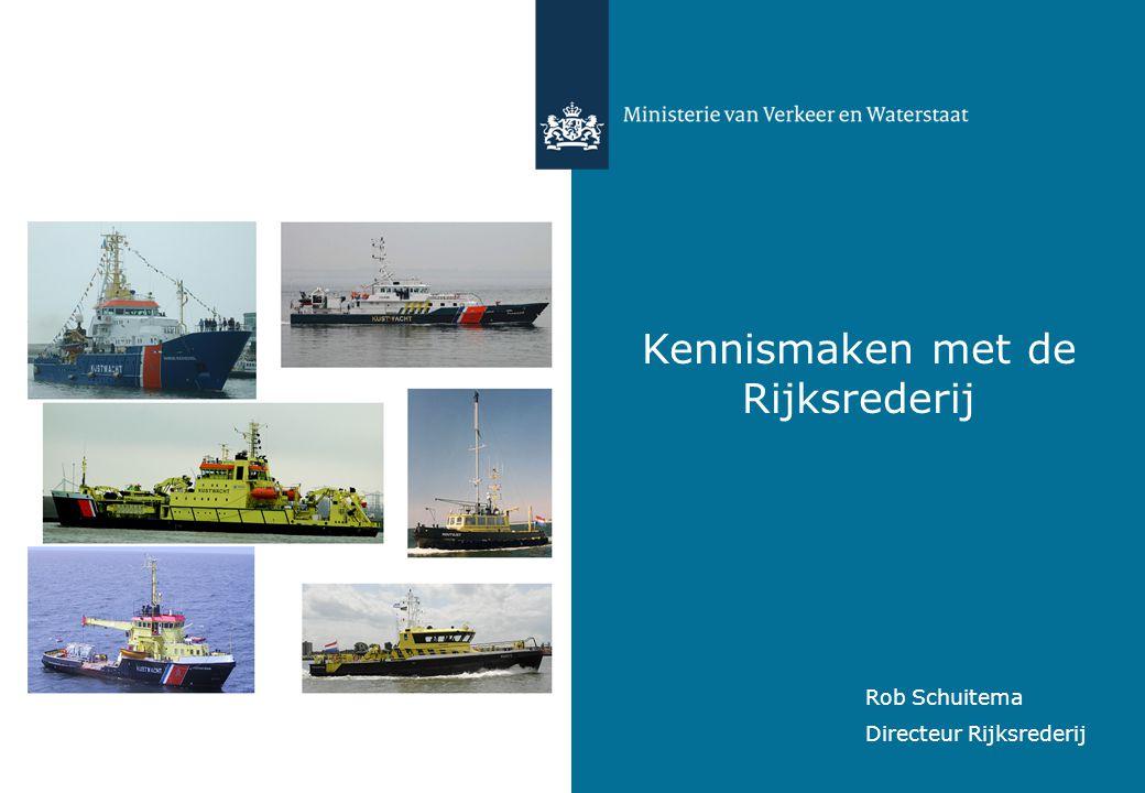 Kennismaken met de Rijksrederij Ministerie van Verkeer en Waterstaat Hoe pakt Rijksrederij dit aan.