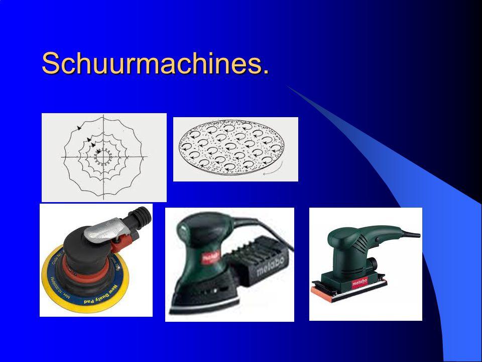 Schuurmachines.
