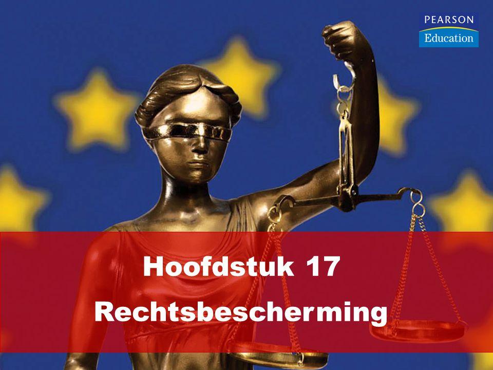Hoofdstuk 17 Rechtsbescherming