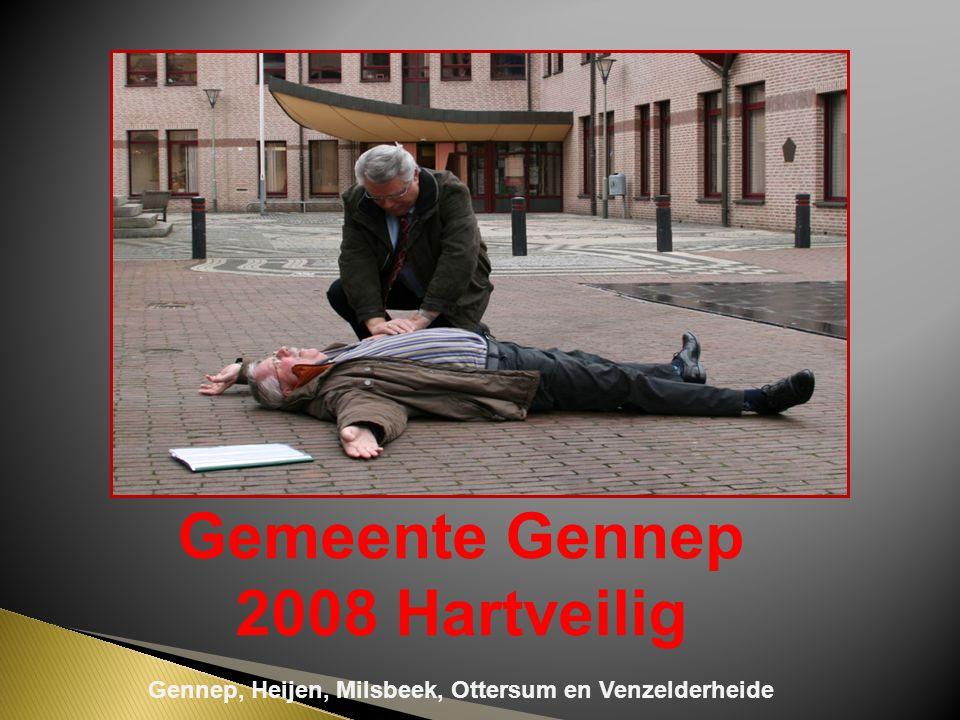 Gemeente Gennep 2008 Hartveilig Gennep, Heijen, Milsbeek, Ottersum en Venzelderheide