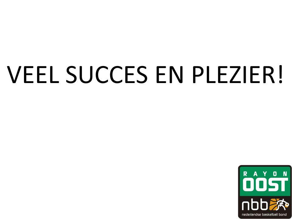 VEEL SUCCES EN PLEZIER!
