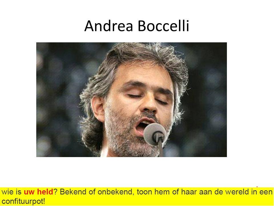 Andrea Boccelli