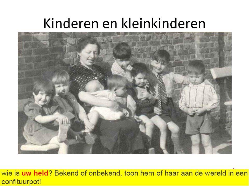 Kinderen en kleinkinderen