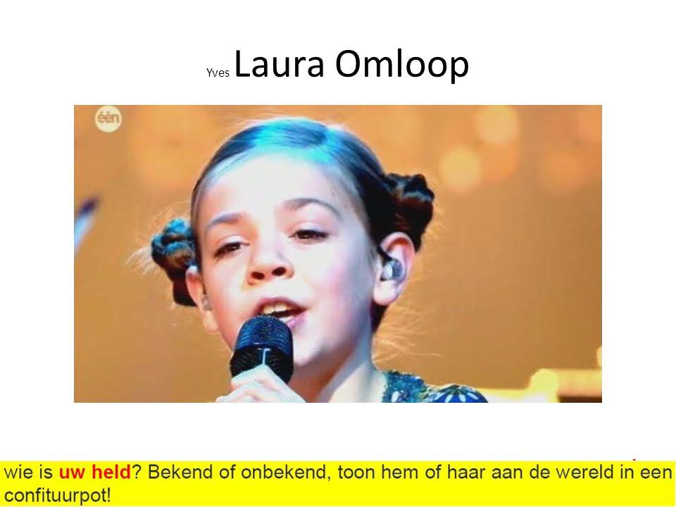 Yves Laura Omloop