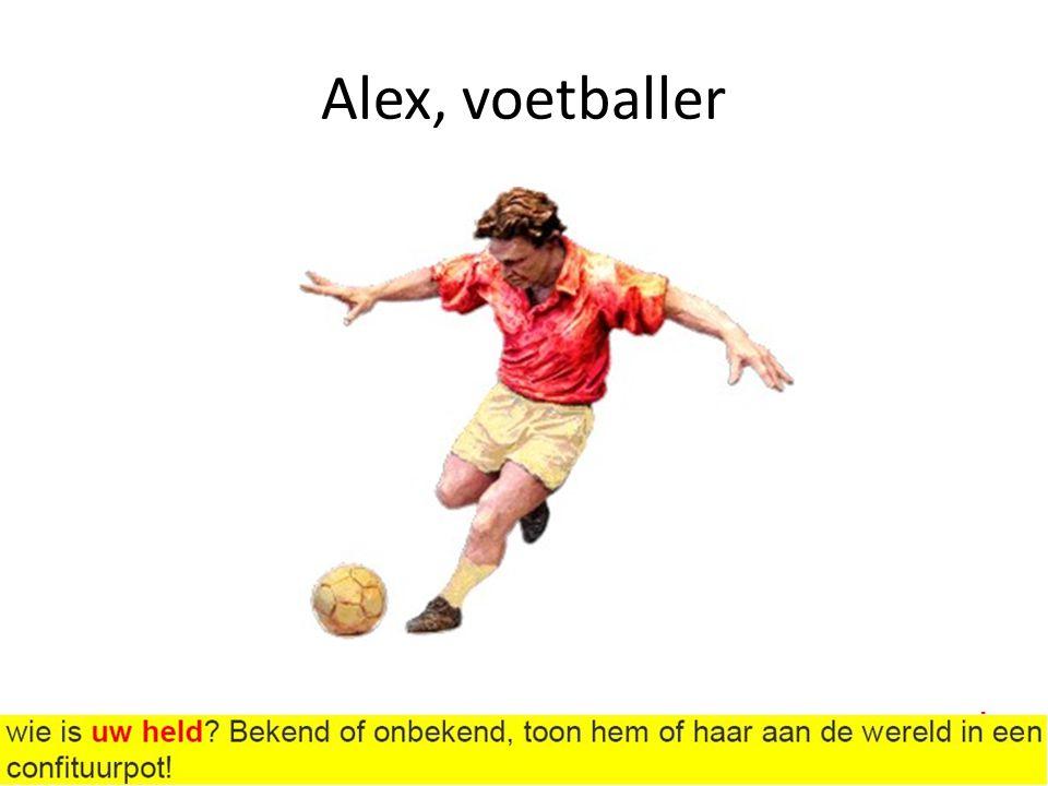 Alex, voetballer