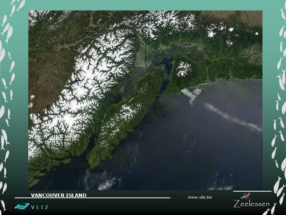 V L I Z www.vliz.be Zeelessen VANCOUVER ISLAND