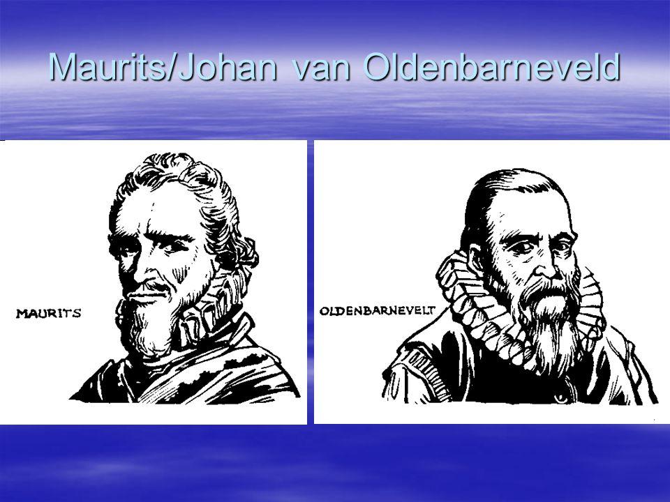 Maurits/Johan van Oldenbarneveld