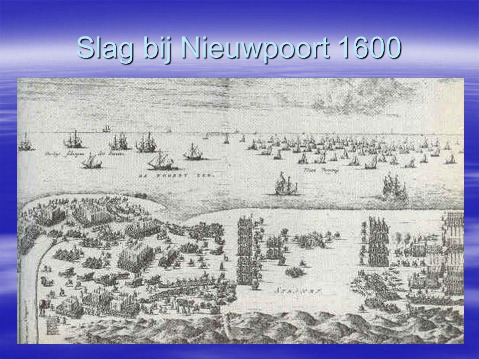Slag bij Nieuwpoort 1600