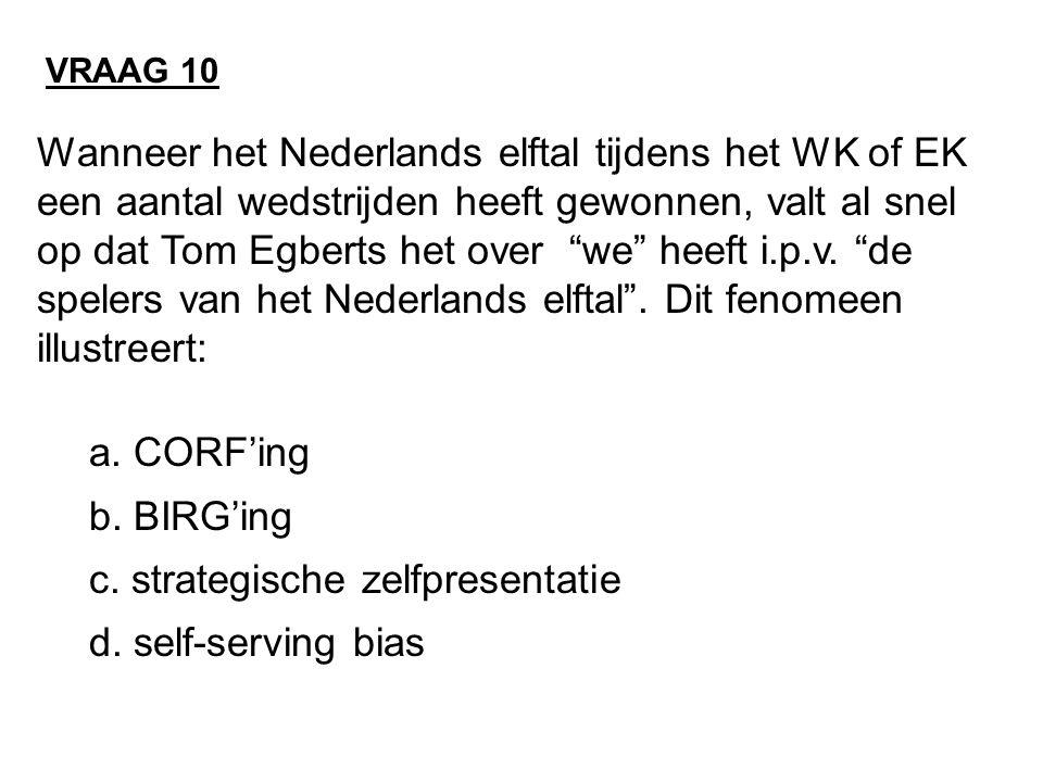 """Wanneer het Nederlands elftal tijdens het WK of EK een aantal wedstrijden heeft gewonnen, valt al snel op dat Tom Egberts het over """"we"""" heeft i.p.v. """""""